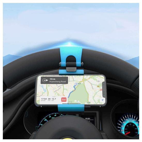 Obrázek z Držák mobilu na volant