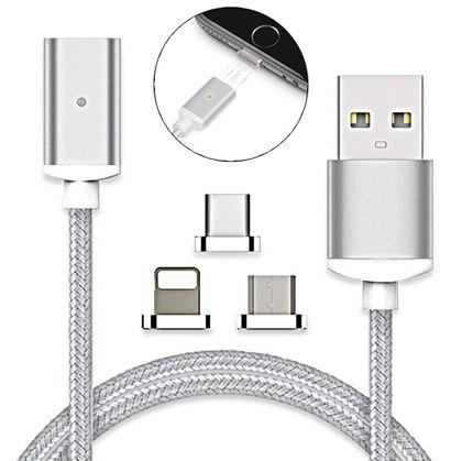 Obrázek z USB kabel s vyměnitelnými koncovkami