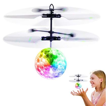 Obrázek z Létající disco koule