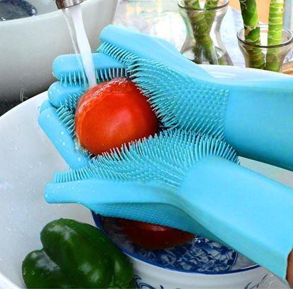Obrázek Rukavice na nádobí 2ks