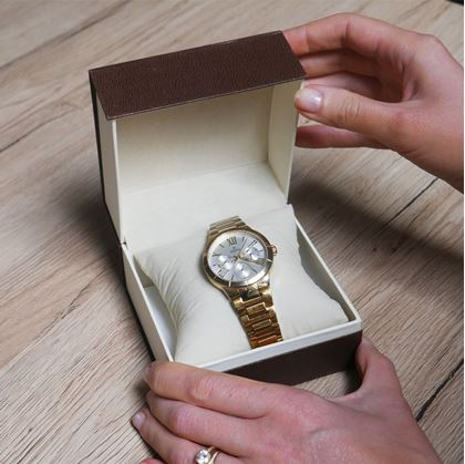Obrázek z Dárková krabička - hnědá