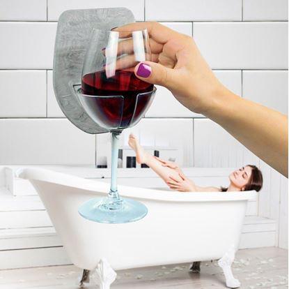 Obrázek Koupelnový držák na skleničku