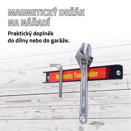 Obrázek z Magnetický držák na nářadí 3ks