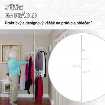 Obrázek z Věšák na prádlo
