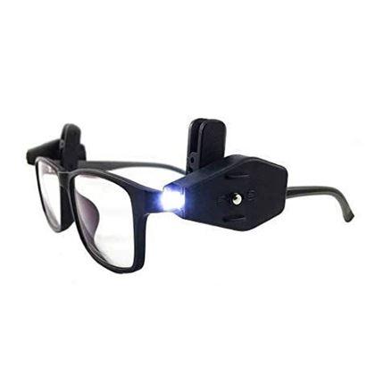 Obrázek z Přídavné světlo na brýle 2 ks