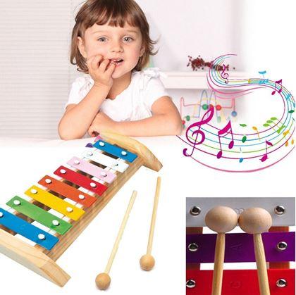 Obrázek z Xylofon pro děti