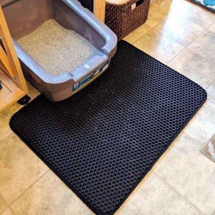 Obrázek z Podložka pod kočičí toaletu