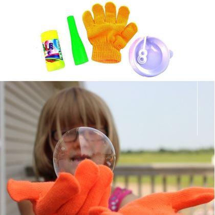 Obrázek z Dotykové bubliny - Juggle Bubbles