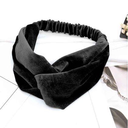 Obrázek z Elastická čelenka - černá