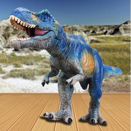Obrázek z Vybarvi si dinosaura
