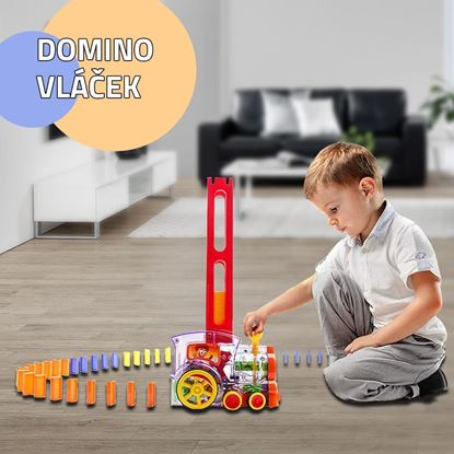 Obrázek Domino vláček
