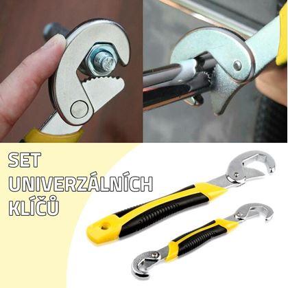 Obrázek z Set univerzálních klíčů