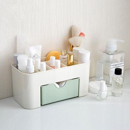 Obrázek Organizér na kosmetiku do koupelny - 2 ks