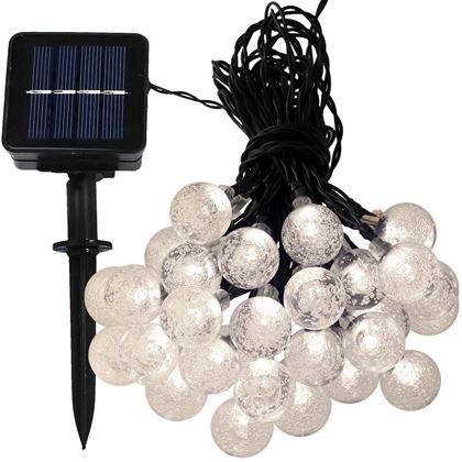 Obrázek z Dekorativní solární osvětlení
