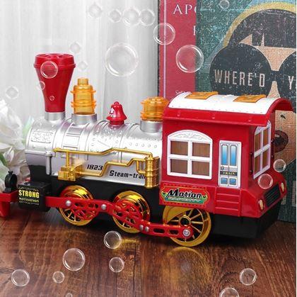 Obrázek z Bublinková mašinka