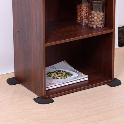 Obrázek z Protiskluzové podložky pod nábytek 4 ks