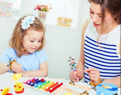 Obrázek z Set hudebních nástrojů pro děti