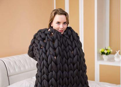 Obrázek Příze pro ruční pletení - 10 ks