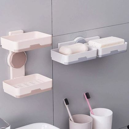 policka do koupelny na mydlo