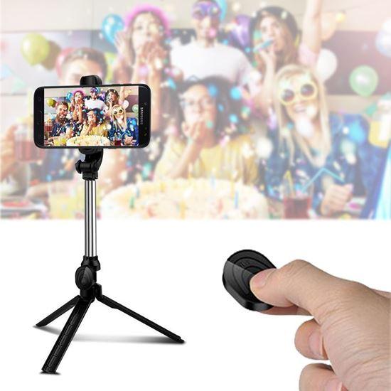 Selfie tyč se stativem