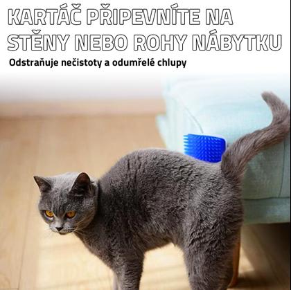 Kartáč pro kočky
