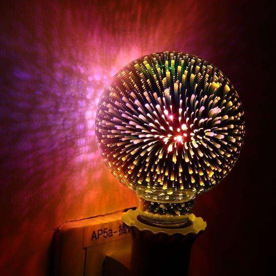 Obrázek z Žárovka - ohňostroj