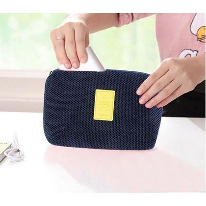 Obrázek z Kosmetická taštička - modrá