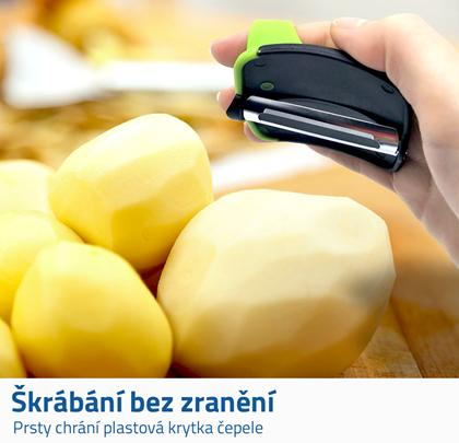 Škrabka na zeleninu