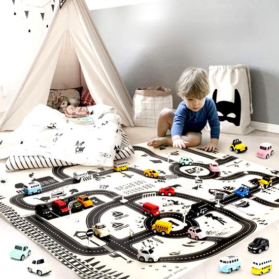 dětská hrací podložka