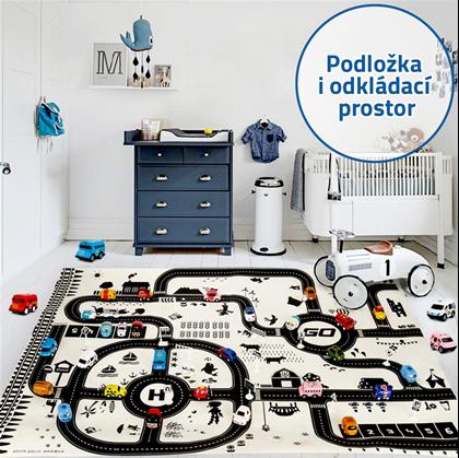hrací koberec pro děti