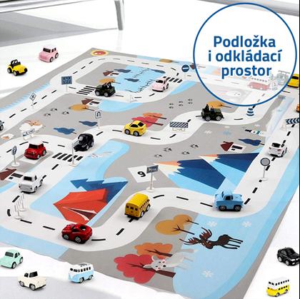 koberec pro děti