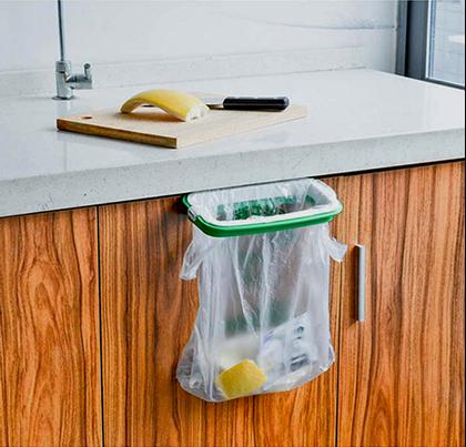 držák na odpadkové pytle