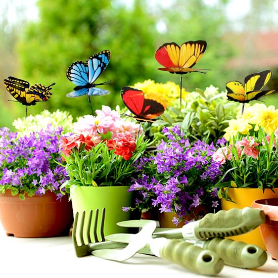 Zápich do zahrady