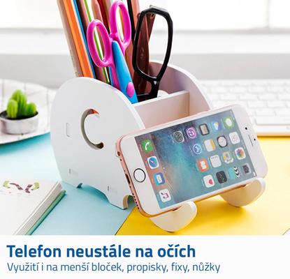 stojánek na mobil na stůl