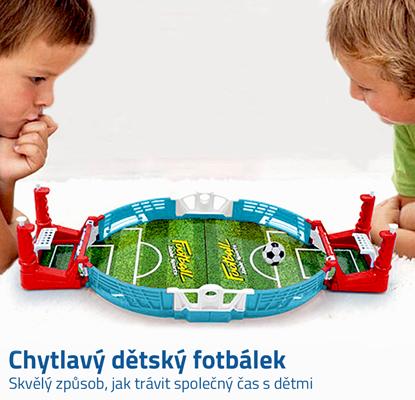 Stolní fotbal pro děti