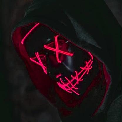 Neonová maska