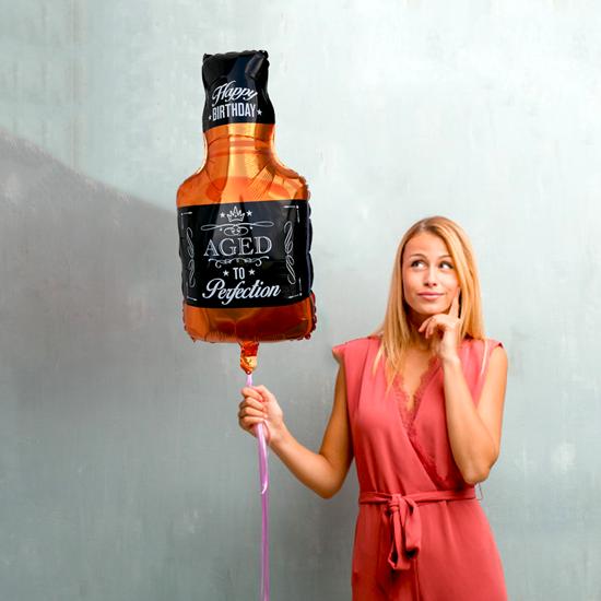 Balónek whiskey
