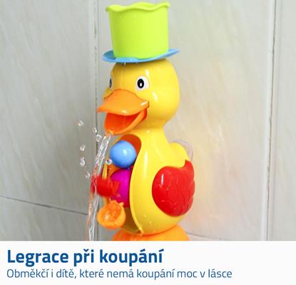Dětské hračky do vany