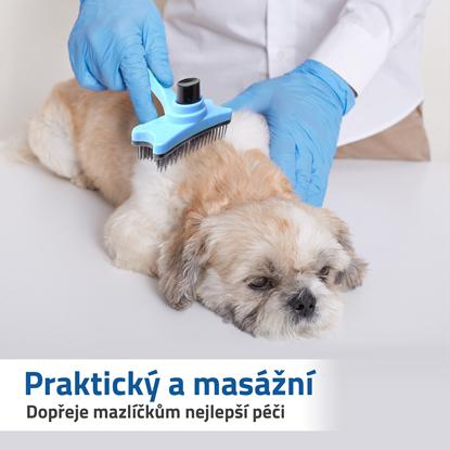 hřebeny pro psy