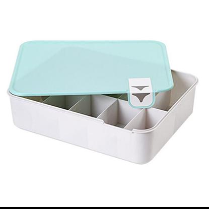 plastové úložné boxy