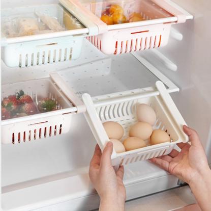 úložné boxy do lednice