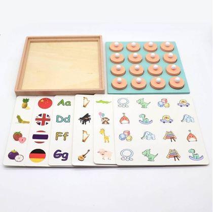 Výuková obrázková hra pro děti