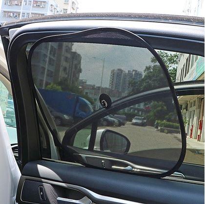 protisluneční clona do auta