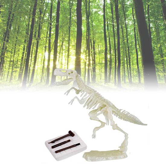 Stavebnice s dinosaurem