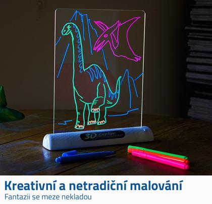 3D kreslící tabule