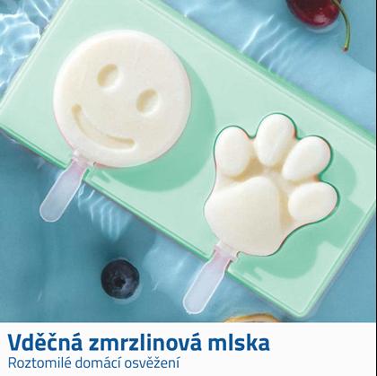 Formičky na zmrzlinu