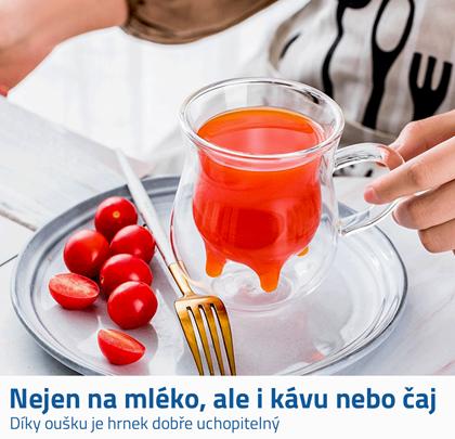 Hrnek na mléko