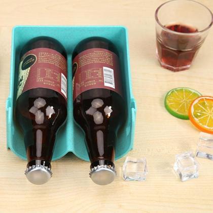 držák lahví do lednice