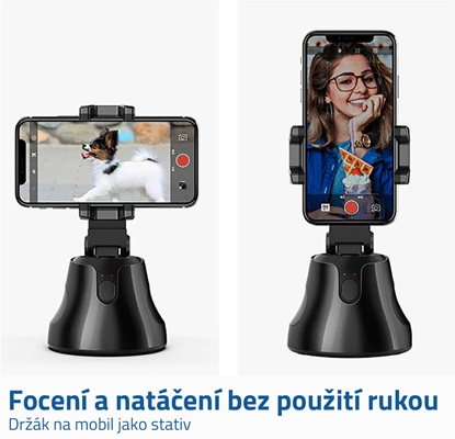 Automaticky stojan na mobil