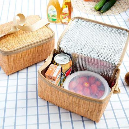košík na piknik